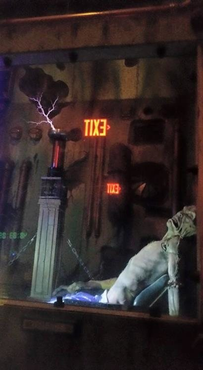 The Old Haunt Escape Room Review