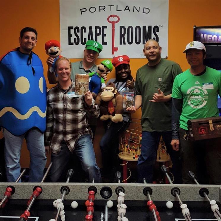 Escape The Room Beaverton Hillsdale