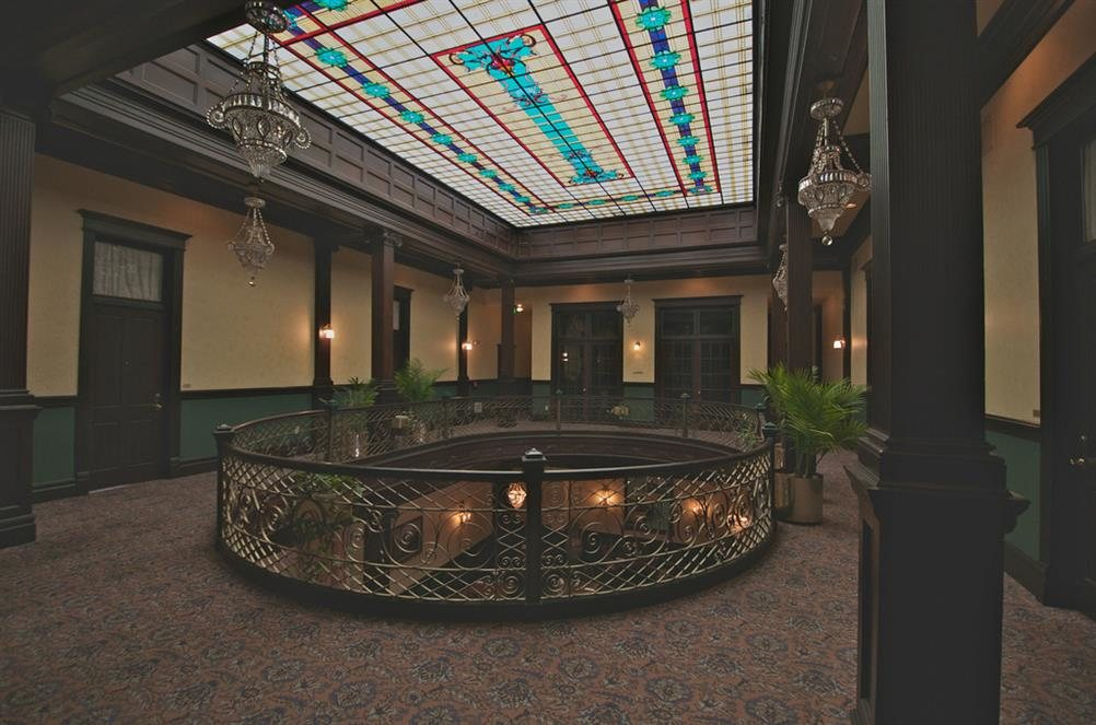 Geiser Grand Hotel Real Baker City Haunt