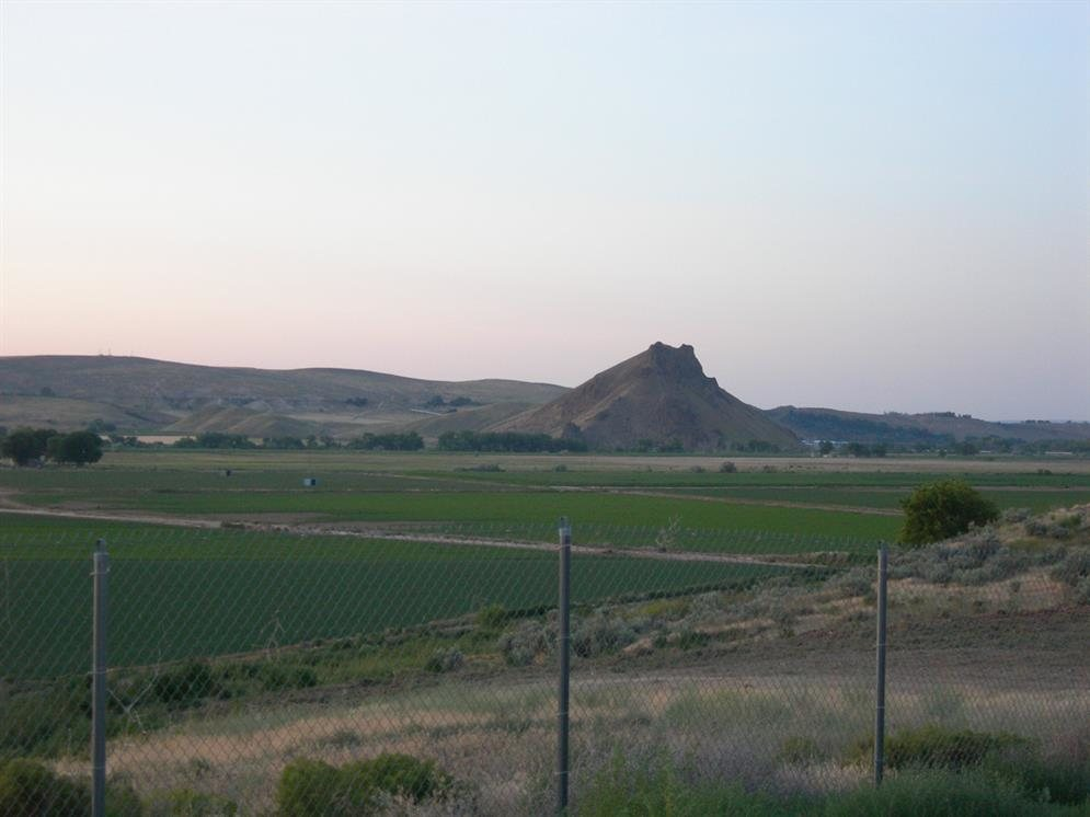 Malheur Butte Ontario Oregon Real Haunted Place