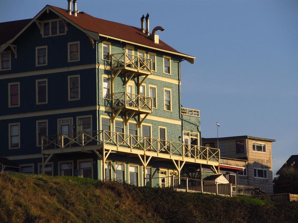 Sylvia Beach Hotel Newport Oregon